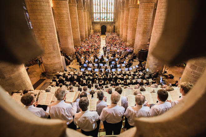 Cheltenham Music Festival concert hosted at Gloucester Cathedral