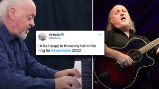 Will Bill Bailey enter Eurovision? Inside the Strictly star's classical music and piano training