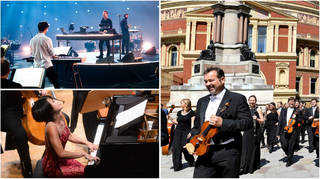 'Starved of culture' – Yuja Wang and Pete Tong; Royal Philharmonic Orchestra