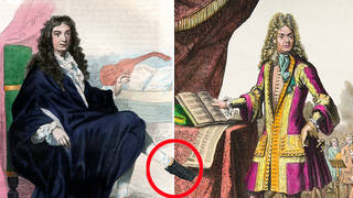 Jean-Baptiste Lully died after stabbing his own foot with a conducting staff