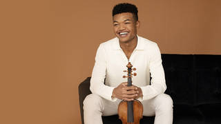 Violinist Randall Goosby: 'It's incredibly humbling for me to share these Black composers' music'