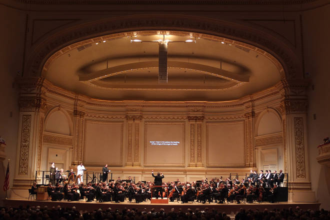 Carnegie Hall is one of the world's most respected classical music venues