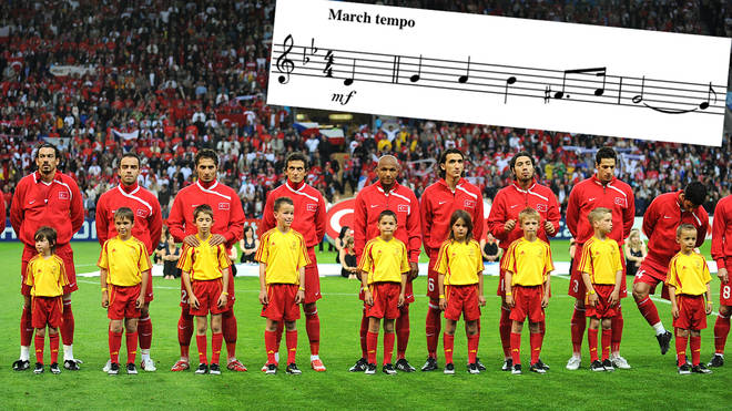 Turkish national anthem: what are the lyrics and who wrote the 'Independence March'?