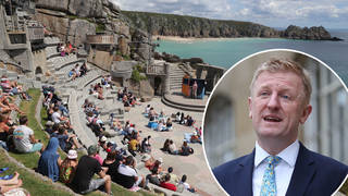 Oliver Dowden falsely claims Minack Theatre received Covid funding