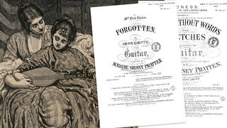 Catharina Pratten, the superstar guitarist and composer who taught Queen Victoria's children