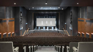 Fairfield Halls, venue in the UK