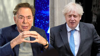 Boris Johnson hints Lloyd Webber's Cinderella may be exempt from lockdown delay