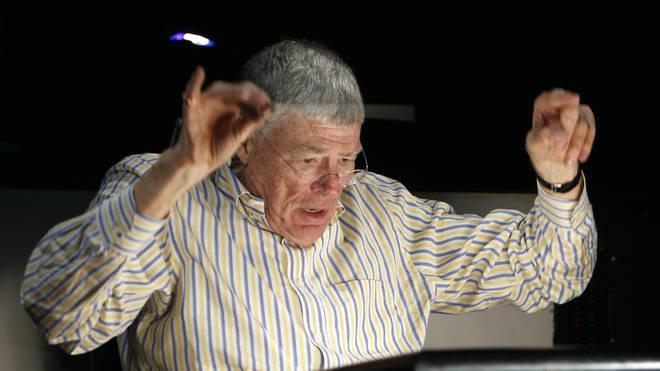 Conductor Jeffrey Tate