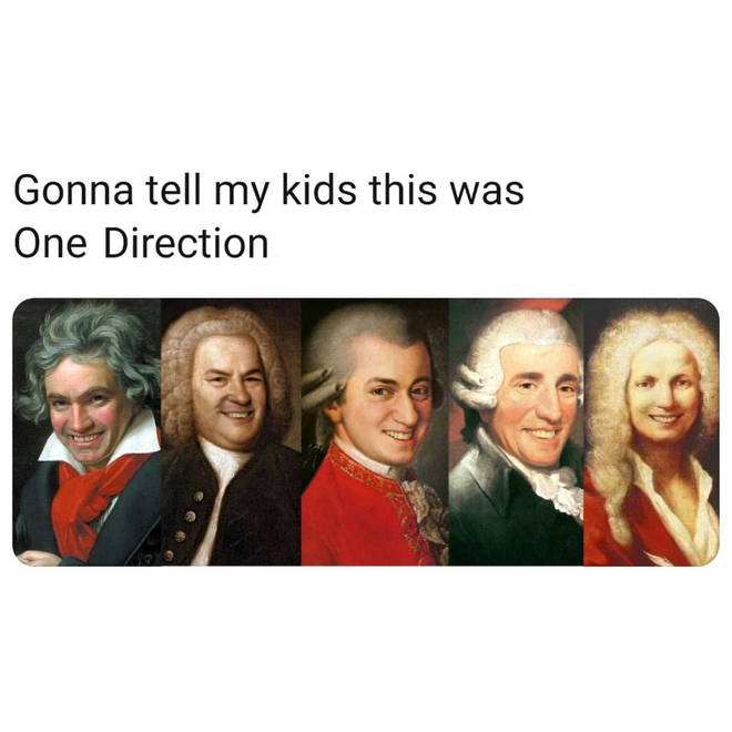 Composers One Direction
