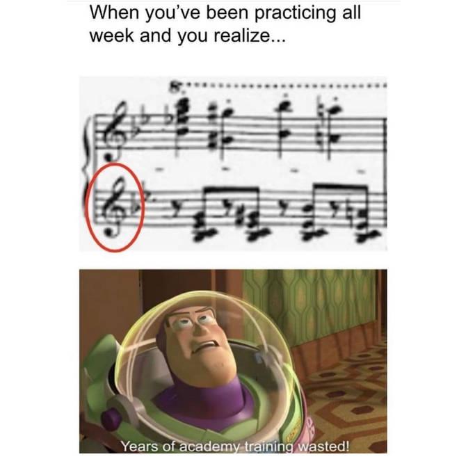 Buzz Lightyear classical meme