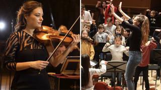 Violinist Nicola Benedetti's Foundation announces special Baroque Virtual Sessions