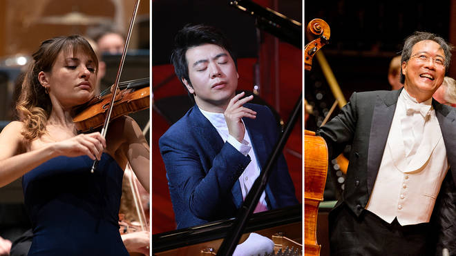 How much do Nicola Benedetti, Lang Lang and Yo-Yo Ma practise?