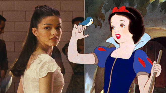 Snow White live-action remake will star Rachel Zegler