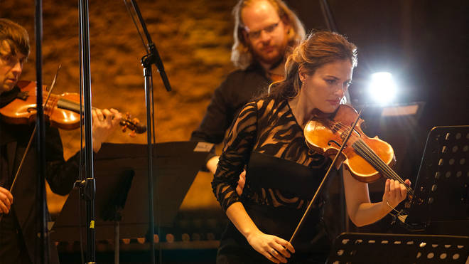 Violinist Nicola Benedetti launches new three-tier project 'Baroque'