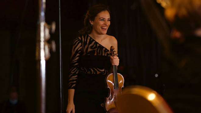 Nicola Benedetti is one of the world's most in-demand violinists