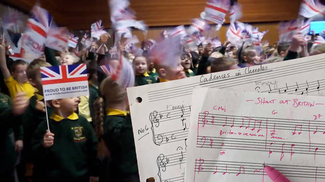 'We are Britain' song analysis