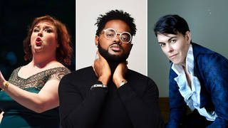 Jamie Barton, John Holiday and Adrian Angelico: just three of the incredible performers who also happen to be lighting up opera stages around the world with rainbow colours.