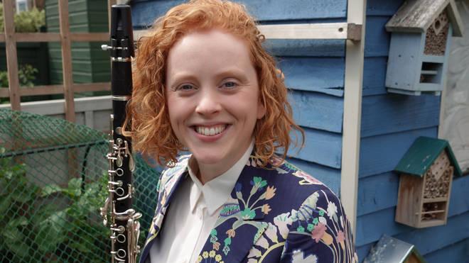 Jessie Grimes is a clarinettist, presenter and workshop leader.