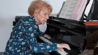 """Colette Maze: """"The piano is always faithful"""""""
