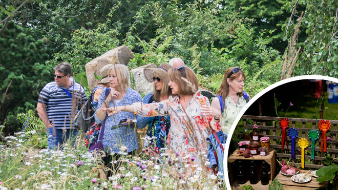 Hampton Court Flower Show 2021: Dates, exhibitions and how to get tickets