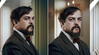 Debussy reincarnated in artist's lifelike classical composer 3D portraits