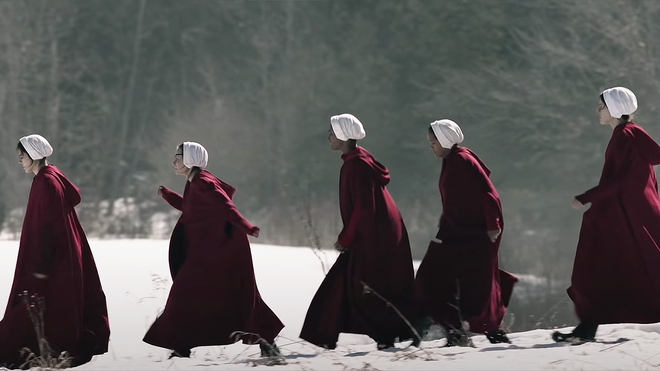 Season 4 of 'The Handmaid's Tale' is out now.