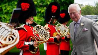 Prince Charles asks royal band to play Three Lions ahead of England v Denmark