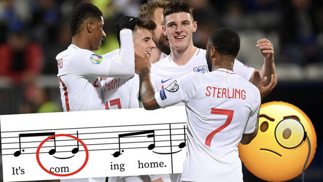 Three Lions lyrics, melody and instrumentation: Just how good is Football's Coming Home?
