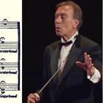 The final bars of Mahler's Symphony No. 9