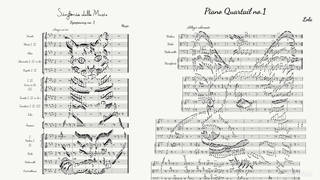 Pets set to music by composer Noam Oxman