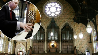 Imposing organ rendition of Wagner's 'Ride of the Valkyries' will get your heart racing