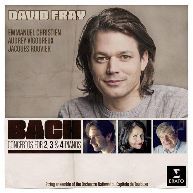 David Fray – Bach Concertos for 2, 3 & 4 Pianos