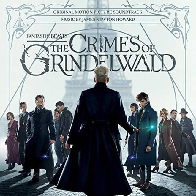 James Newton Howard – Fantastic Beasts: The Crimes of Grindelwald