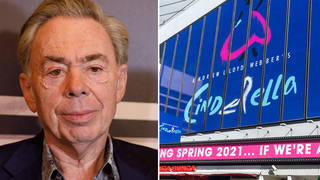 Andrew Lloyd Webber cancels Cinderella opening night due to 'impossible' self-isolation conditions