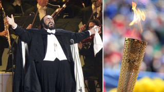 Remembering when Luciano Pavarotti sang his final 'Nessun Dorma' at the Turin Olympics