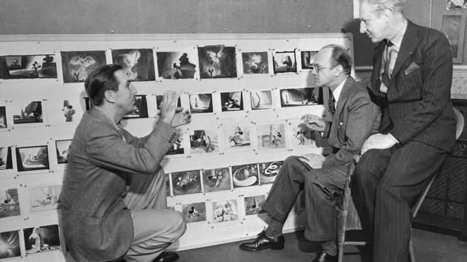 Walt Disney and Composers Discuss Fantasia