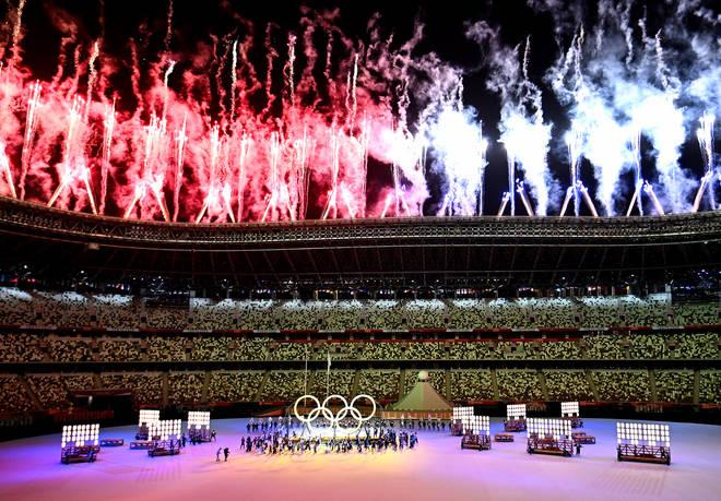 La ceremonia de apertura de Tokio 2020 comienza el viernes 23 de julio en el Estadio Olímpico de la ciudad