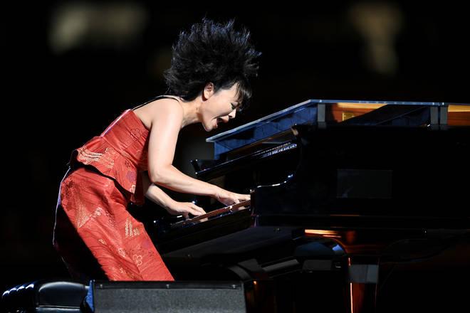 Toda la música en la ceremonia de apertura de los Juegos Olímpicos de Tokio: la pianista Hiromi toca jazz virtuoso