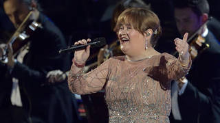 How Susan Boyle's unexpected Olympics appearance stole the show
