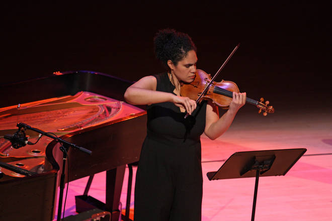Young violinist chooses composer and string player Jessie Montgomery's 'Soulforce'