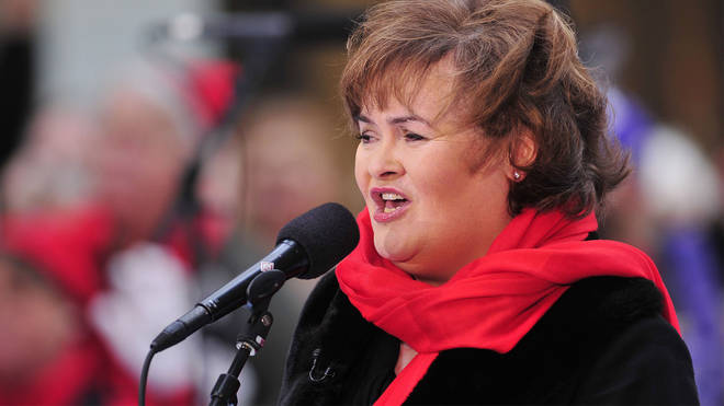 Susan Boyle is a treasured Scottish singer and talent show winner