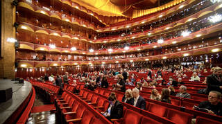 New York's Metropolitan Opera