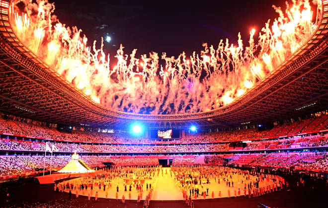 The Tokyo 2020 Olympics Opening Ceremony took place on Friday 23 July