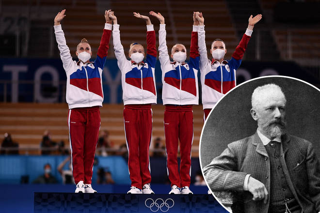 ROC and Tchaikovsky at Tokyo 2020
