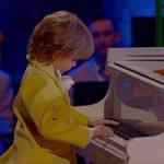 Young pianist Elisey Mysin