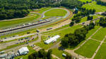 The incident occurred during an event at Brands Hatch on Saturday afternoon