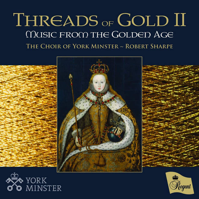 Threads of Gold II – The Choir of York Minster, Benjamin Morris, Robert Sharpe