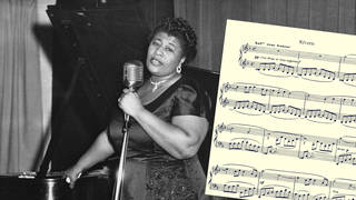 Ella Fitzgerald and Debussy