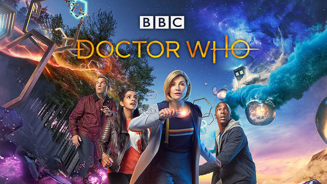 Doctor Who starring Jodie Whittaker