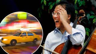 Cellist Yo-Yo Ma and his New York taxi tale